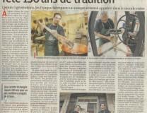 La Provence (21 oct. 2014) - Editon de La Ciotat.