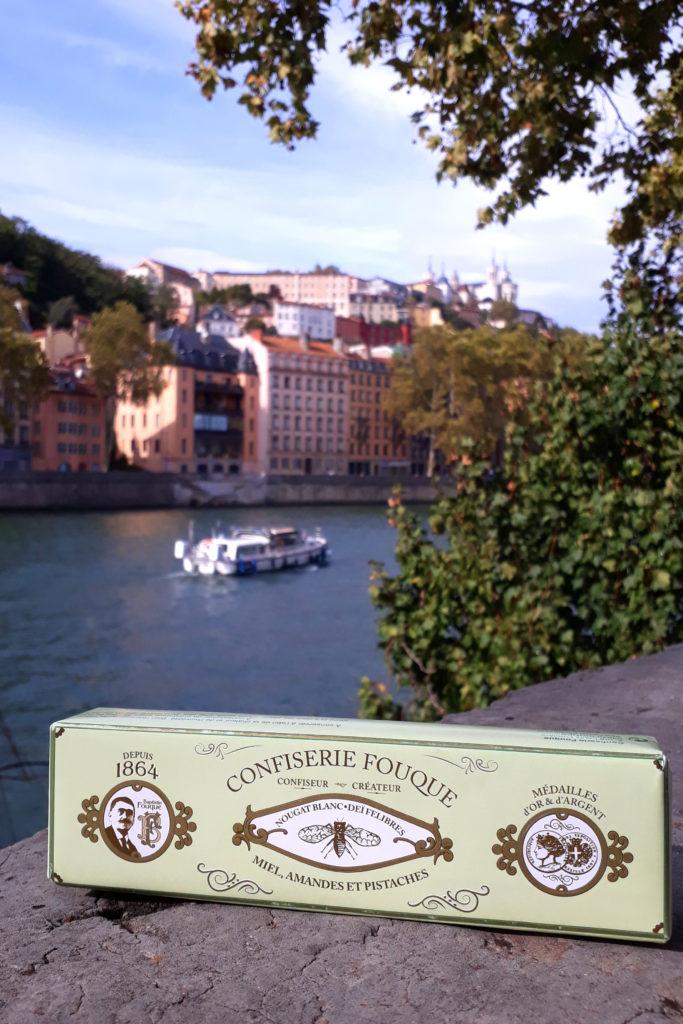 Balade gourmande au bord de la Saône. S. Roux